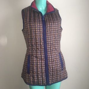 Tommy Hilfiger Down Puffer Vest Size Small